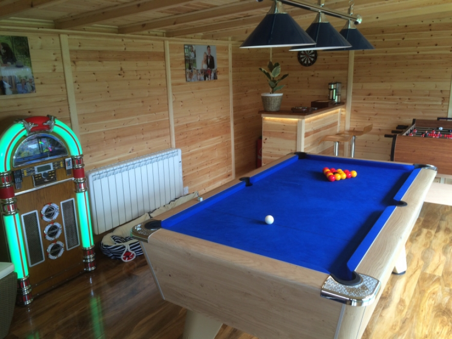 Can I really get tax relief on my Man Cave?
